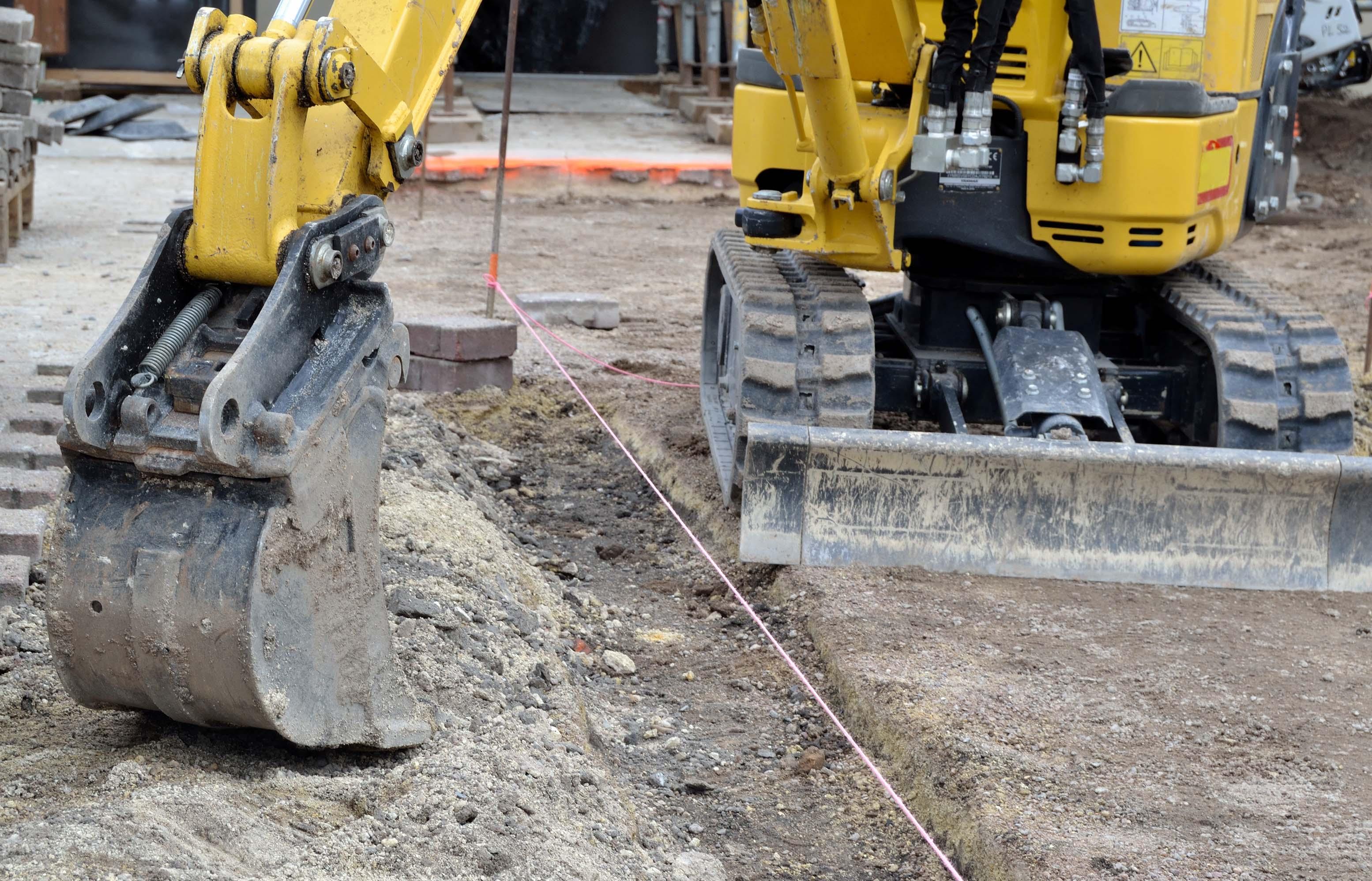 Mini excavator home page