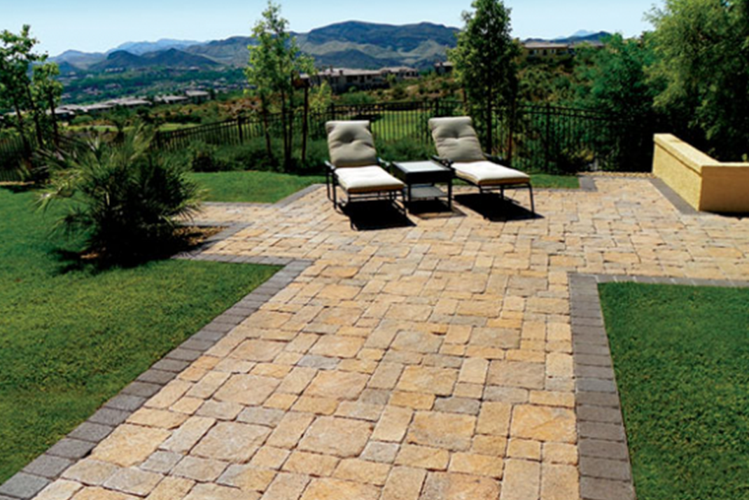 Paving Stones & Retaining Walls